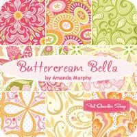 Seaglass Bella Fat Quarter Bundle Amanda Murphy for Blend Fabrics - Fat Quarter Shop