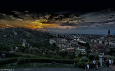 Florence - Sunset by Martin484  on 500px
