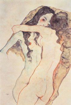 Egon Schiele, Unknown on ArtStack #egon-schiele #art