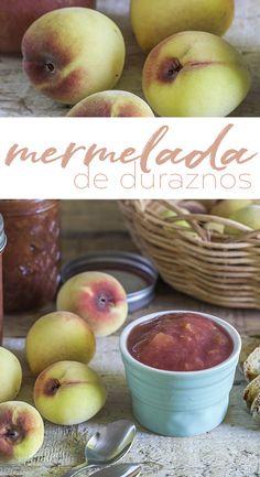 Mermelada de Duraznos @ ¡Home, Delicious Home!