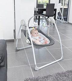 superbe Transat Balancelle Badabulle Confort, ergonomique et pratique!