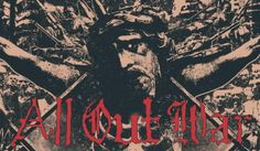 ALL OUT WAR: New York Crossover Outfit Prepares New EP For Summer Release // #SwitchBitchNoise #SBN