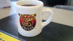 nice Coffee at the Waffle House
