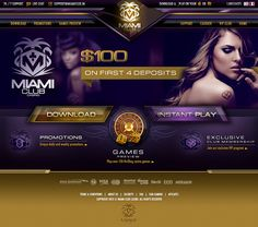 miami club casino login