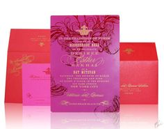 Luxury Bat Mitzvah Invitations by Ceci New York - Our Muse - Be inspired by the mystery of a masquerade at 583 Park Avenue - event, invitations, offset printing, plexiglass, screenprinting