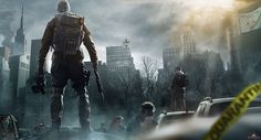 Tom Clancy's The Division by AcerSense.deviantart.com on @DeviantArt