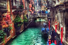 Venice, Italy is considered by many to be one of the most beautiful cities in the world. Description from travelerspress.com. I searched for this on bing.com/images