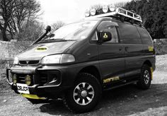 My Delica Campervan/Overlander - Saxperience - Citroen Saxo Forum Delica Van, Fighter Tattoos, 4x4, Motor Homes, Campervan, Bushcraft, Firefighter, Offroad, Boats