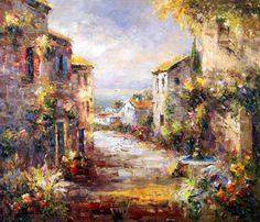 Sergey Minaev /Сергей Минаев, 1977 | Romantic Impressionist painter | Tutt'Art@ | Pittura * Scultura * Poesia * Musica |