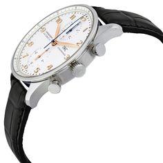 Portuguese Chronograph Silver Dial Men's Watch 3714-45
