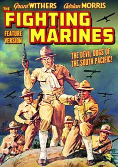 Marines go in to stop a jungle uprising in this 12-chapter serial.