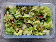 Bento, czyli pudełko z posiłkiem do pracy Bento, Pasta Salad, Potato Salad, Meal Prep, Lunch Box, Health Fitness, Food And Drink, Tasty, Meals