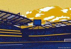 Stamford Bridge - Home of Chelsea FC