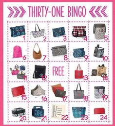 bc90ad923b5 The Pyschology of Thirty-One Bingo