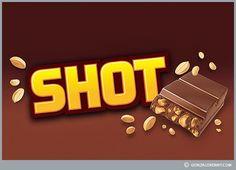 SHOT | Ilustraciones de chocolates