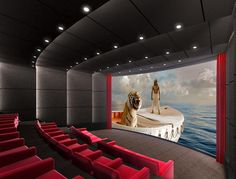 First In-Home IMAX Theater