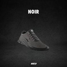 Nike Free Run 5.0 iD