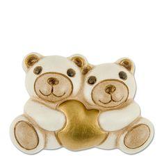 Magnete Coppia Teddy - Thun