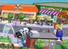 Finalmente a área dos Simpsons está aberta no #UniversalStudios e todas as atrações já estão em funcionamento. Se você é fã dos Simpsons e está indo para Orlando não deixe de checar essa área incrível.