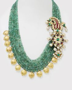 Gold, Silver, And Jewels: The Secret To Jewelry Shopping Emerald Jewelry, Pearl Jewelry, Wedding Jewelry, Antique Jewelry, Beaded Jewelry, Fine Jewelry, Jewellery Design Images, Jewelry Design, Designer Jewellery