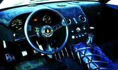 Lamborghini 400 GT/Interior