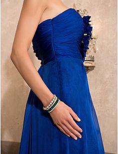 CYNTHIA - Vestido de Festa em Chifon - BRL R$ 522,47