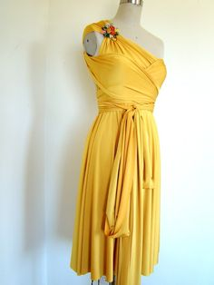yes! bridesmaids' dresses? check.  would be the perfect bridesmaids dress for a beauty and the beast themed wedding