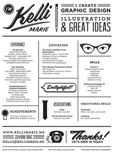 How To Layout A Resume Give Your Resume A Creative Makeover  Work Space  Pinterest .