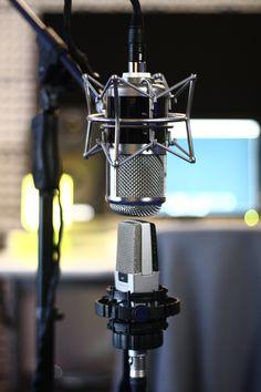 mid-side 60´s recording acoustic guitar setup, AKG C414, CharterOak e700