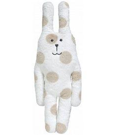 Doudou premier age lapin - collection Sherbet