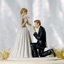 Tortenfigur Cinderella: süß!