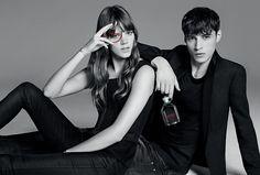 Hugo Boss Hugo Extreme and Hugo Woman Extreme ~ New Fragrances