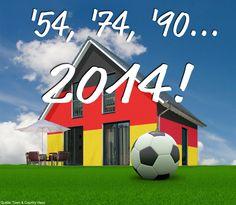 Auf geht´s zum 4. #WM-Titel! Wir drücken der #DFB #Nationalmannschaft fest die Daumen! #Fussballweltmeisterschaft2014