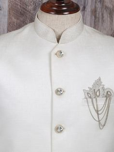 Shop Wedding wear white terry rayon jodhpuri suit online from India. Latest Mens Suit Designs, Latest Suit Design, Prince Suit, Buy Suits, Designer Suits For Men, Men Online, Wedding Wear, Mens Suits, Bespoke