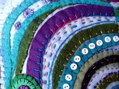 Jane LaFazio.  I would LOVE to take one of her classes, one of my favorite artists!