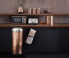 Delonghi Distinta Copper Kitchen Appliances Are Amazing Hobbs