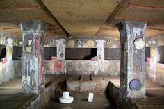 Tomba dei Relievi, la tumba más famosa de la necrópolis #Banditaccia de #Cerveteri http://www.guias.travel/blog/la-necropolis-etrusca-de-banditaccia-en-cerveteri-patrimonio-de-la-humanidad/ #turismo #Italia