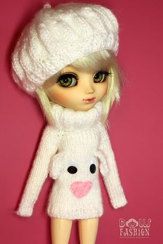 "(P12-029) Outfit ""Bunny"" for Pullip Dolls 