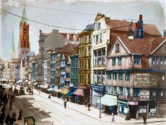 Das ist aber schon lange her und doch so schön...  Hamburg - historische Bilder: http://www.bilderwerk-hamburg.de/category/hamburg-motive/hamburg-historische-bilder/