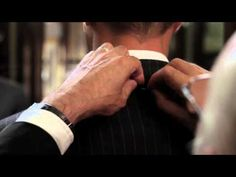Portraits of Craftsmanship: Made to Measure Suits - YouTube