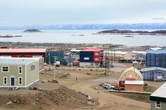nunavut iqaluit map
