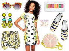 summer trend: fashion fruit salad www.jojotastic.com