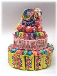 Inspiration for a Candy cake and cupcakes. Novelty Cakes Dubai. Sweet Secrets. www.sweetsecretsdubai.com