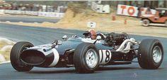 1967, Le Mans Bugatti, Jo Siffert, Cooper-Maserati T81