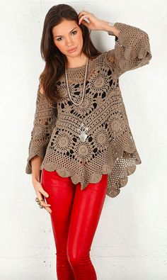 crochet copy