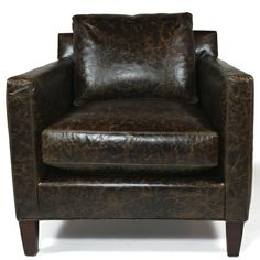 Becker Leather Chair