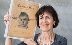 Hessy Taft recently presented the Yad Vashem Holocaust Memorial in Israel with a Nazi magazine featuring her baby photograph on the front cover, and told the story of how she became an unlikely poster child for the Third Reich