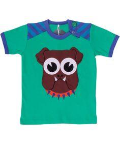 Freds World by Green Cotton Baby-M/ädchen Animal T-Shirt