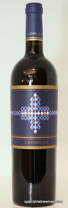 The 2009 Blau has a slightly different (and I think more beautiful) label but I wanted to link the more professional review to the image.  Very drinkable. I find the most noticeable tastes are smoke, black cherry, and spice box. We will be getting it again!