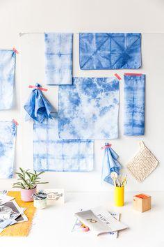 DIY Shibori Textiles
